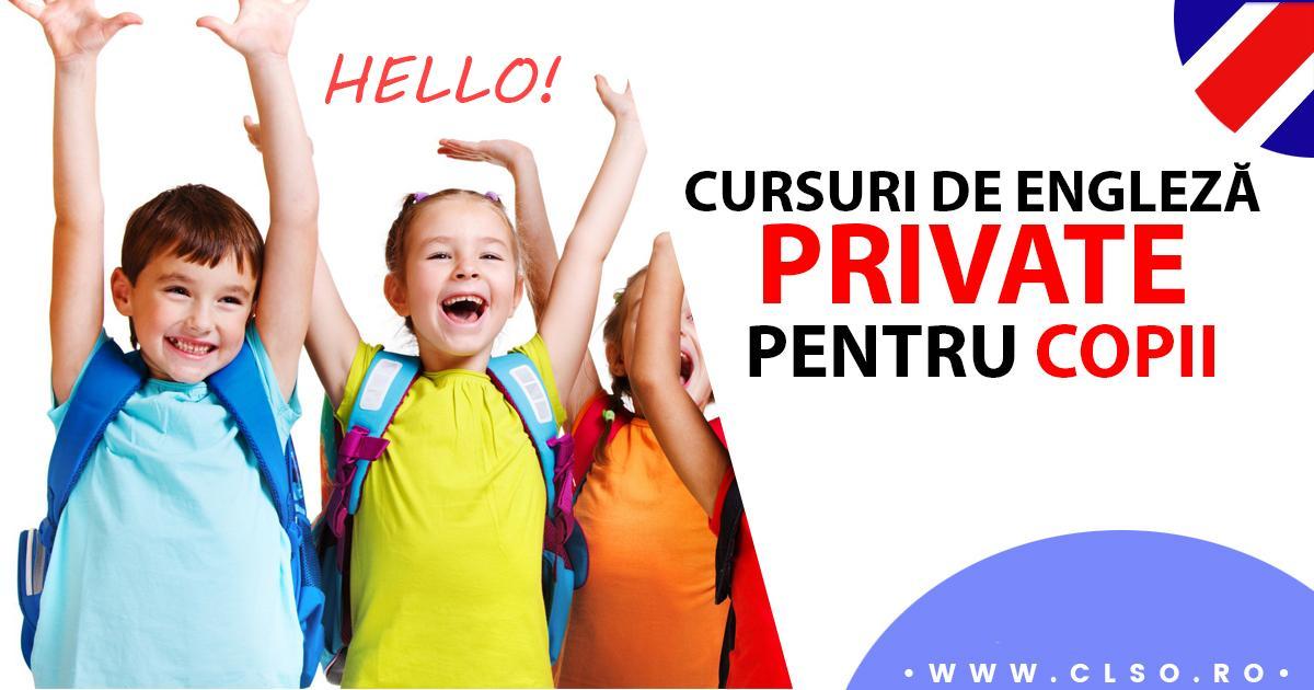 CLSO: Cursuri de engleză private pentru copii – Avantaje, fără dezavantaje