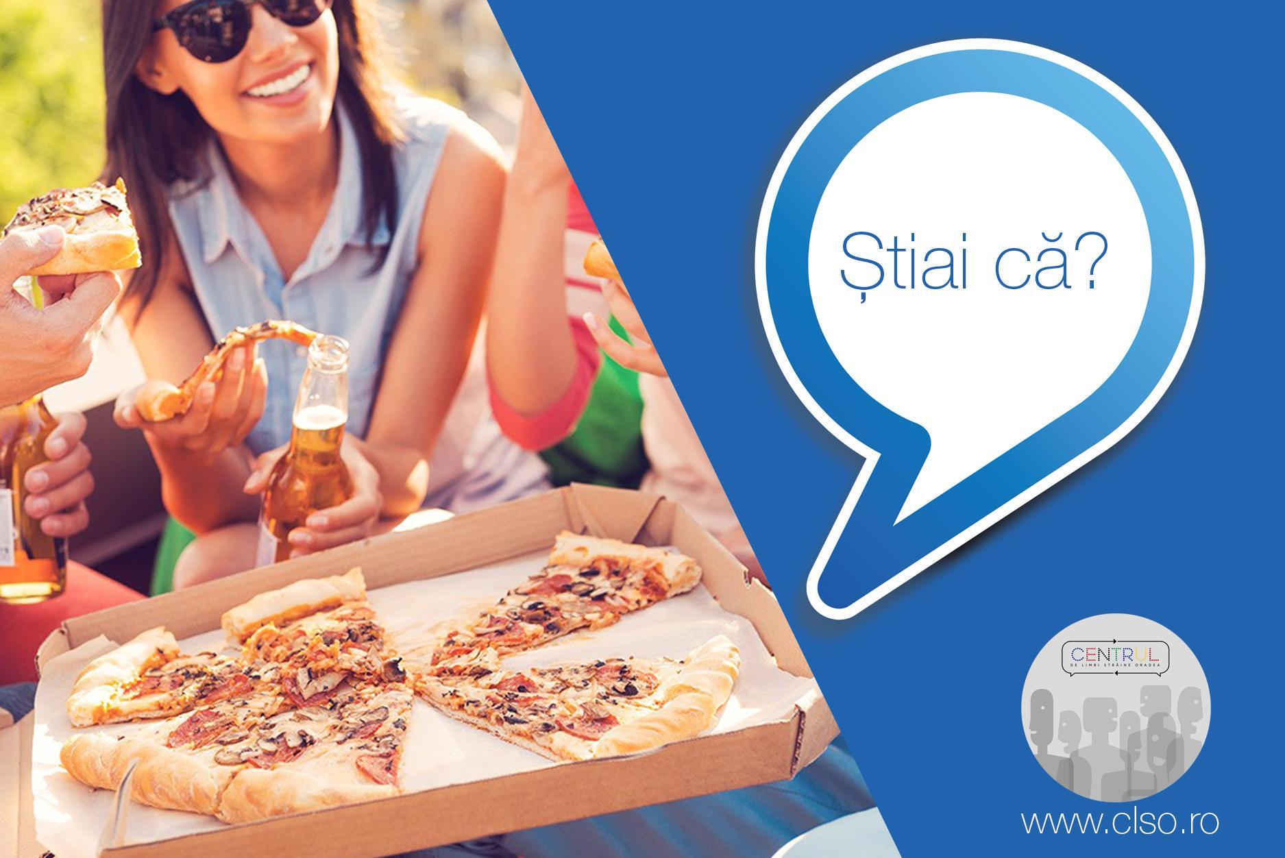 Știai că pizza are origini antice? Dar pizza Margherita cine și când crezi că a inventat-o?
