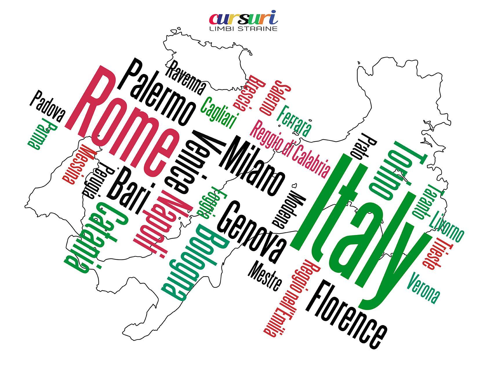 Curiozități despre limba italiană