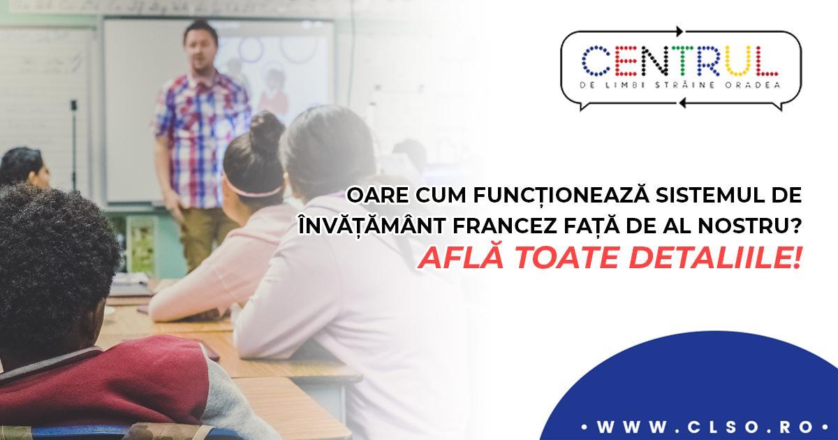 Sistemul de învățământ francez – Cum funcționează educația în Franța?